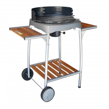 Barbecue charbon de bois Isy fonte 60 cook-in Garden