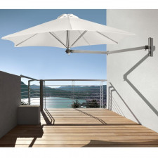 Parasol Umbrosa paraflex 270 taupe limited edition